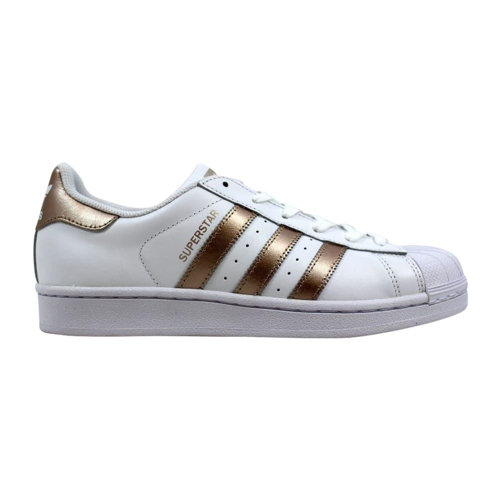 Adidas Superstar W White/Bronze BA8169