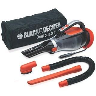 Black & Decker Bdh1220av 12V Automotive Dust Buster Portable Vacuum Cleaner