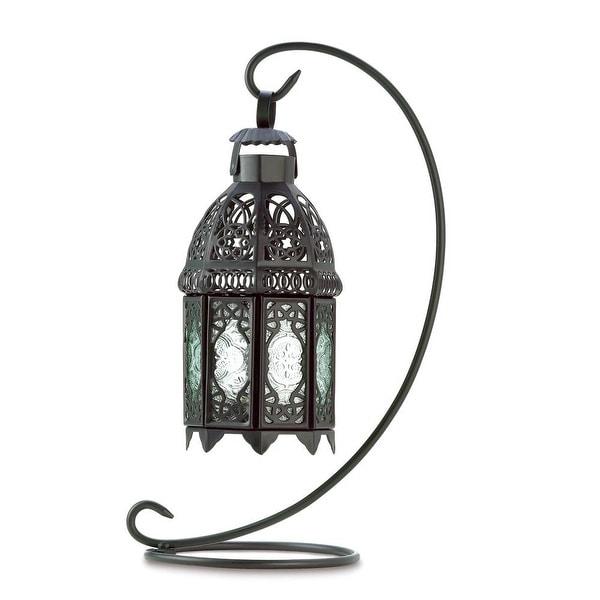 Beautiful Moroccan Tabletop Lantern. Opens flyout.