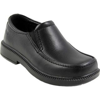 Umi Boys' Dersent II Black/Leather