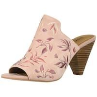 Lucky Brand Women's Emree Heeled Sandal