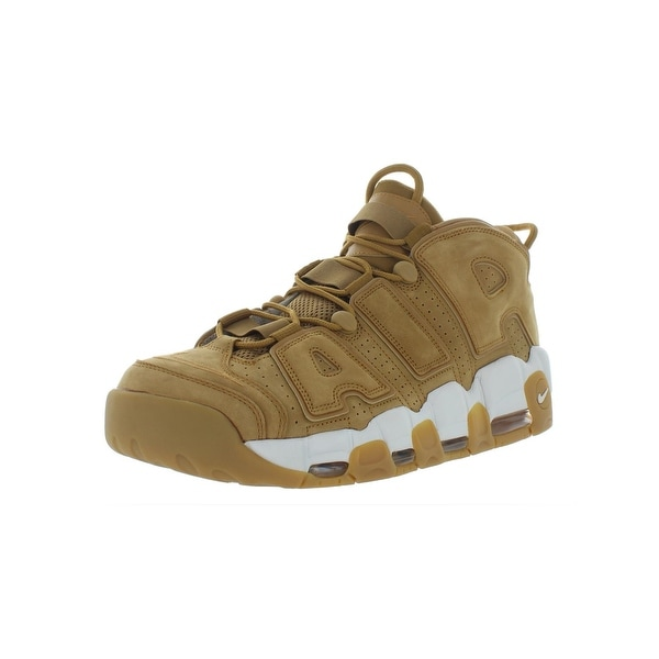 4bcd22c8a4 Shop Nike Mens Air More Uptempo '96 Fashion Sneakers Leather High ...