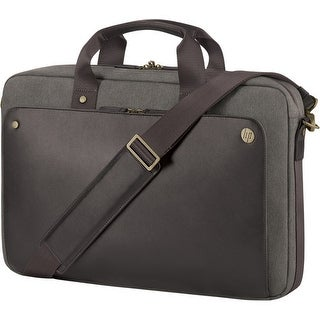Exec Brown Top Load (fits up to 15.6 ) Carrying Case