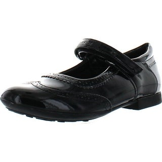 Geox Girls Plie Dress Casual Mary Jane Flats Shoes