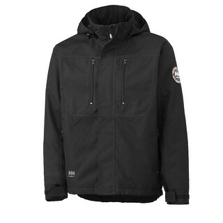 Helly Hansen Workwear Mens Berg Jacket - Black