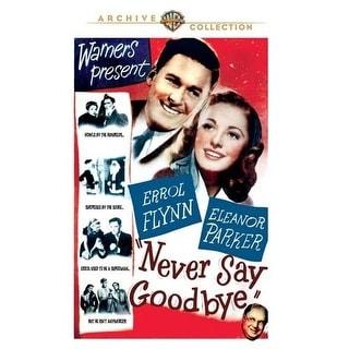 Never Say Goodbye DVD Movie 1946