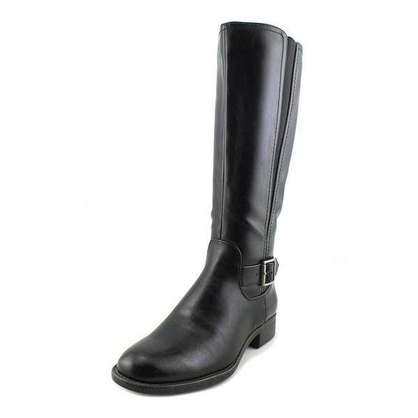 Kim Rogers React Women Black Boots