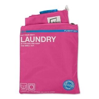Flight 001 Womens Go Clean Laundry Bag Nylon Travel - O/S
