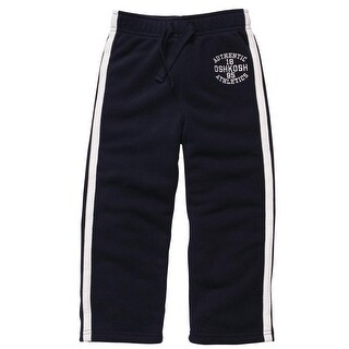 Osh Kosh Boys 2T-4T Fleece Pant