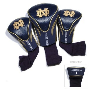 University of Notre Dame Contour Sock Headcovers (3 pack)