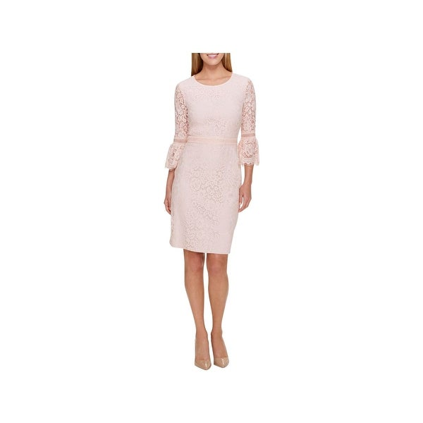 7a292674c463b Shop Tommy Hilfiger Womens Special Occasion Dress Party Lace - Free ...
