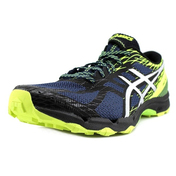Asics GEL-FujiLyte Men Round Toe Synthetic Blue Running Shoe