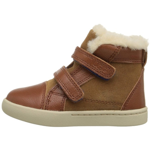 fd121a778ff Shop Kids Ugg Boys T Rennon Ankle Fashion Boots - 6.0 toddler - Free ...