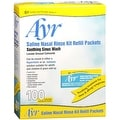 Ayr Sinus Rinse Refill Packets 100 Each - Thumbnail 0
