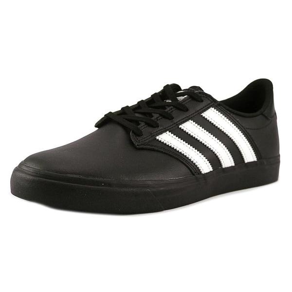 newest ca7b4 96709 Adidas Seeley Premiere Men CBlack FtWWht CBlack Sneakers Shoes