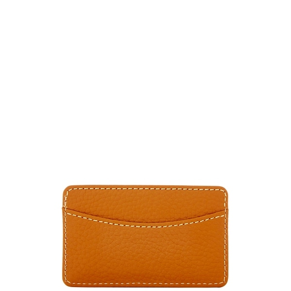 Dooney & Bourke Pebble Grain Business Card Case (Introduced by Dooney & Bourke at $28 in Jun 2015)