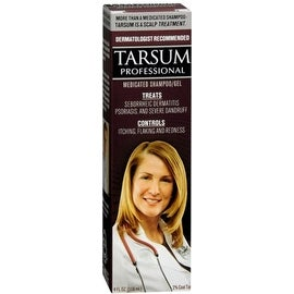Tarsum Professional Medicated Shampoo/Gel 4 oz