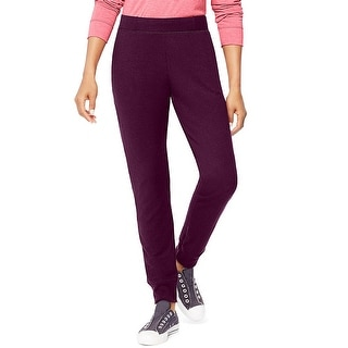 Hanes Women's Fashion French Terry Jogger - S