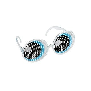 Disguise Bubbles Eye Child Accessory - Blue/Black