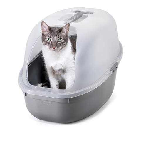 Rimax Hooded Cat Litter Box
