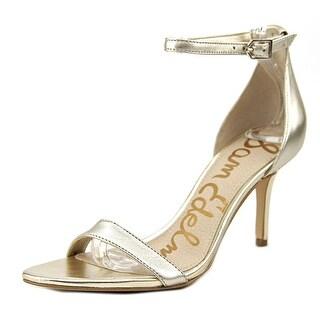 Sam Edelman Patti Women  Open Toe Leather  Sandals