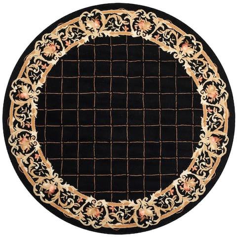 SAFAVIEH Hand-hooked Chelsea Kalie Country Oriental Wool Rug