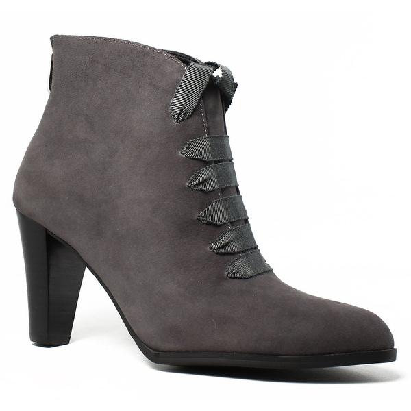829307967f1 Shop Adrienne Vittadini Womens Tino Night Booties Size 5.5 - On Sale ...