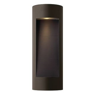 """Hinkley Lighting 1664-LED 24"""" Height ADA Compliant Dark Sky LED Outdoor Wall Sconce from the Luna Collection"""