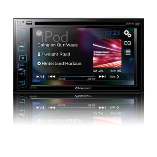 "Pioneer 6.2"" Ddin DVD Receiver USB for Ipod SWI Ready