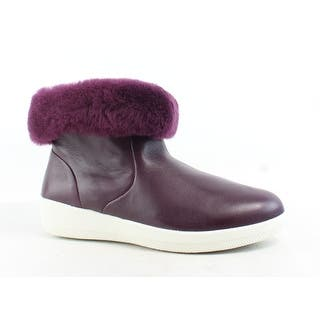 011cd6a14a8b Buy Purple FitFlop Women s Boots Online at Overstock