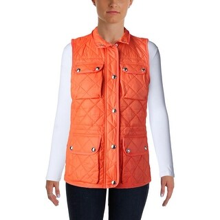 Lauren Ralph Lauren Womens Vest Outerwear Regular Fit