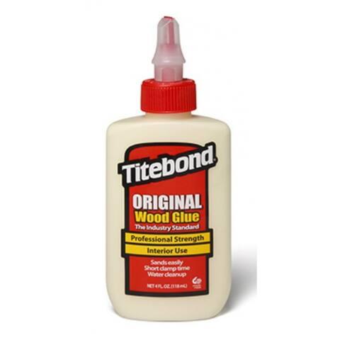 Titebond 5062 Professional Strength Original Wood Glue, 4 Oz