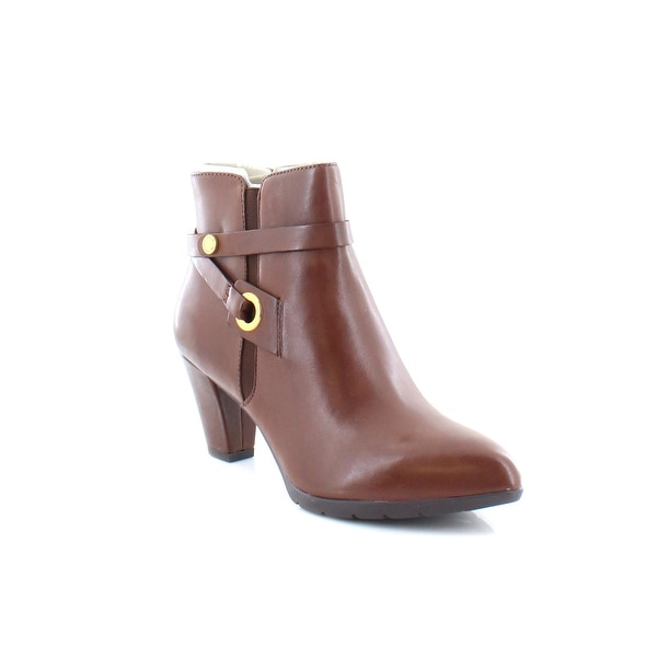 Anne Klein Chelsey Women's Boots DK Chocolate