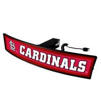 "MLB - St. Louis Cardinals Light Up Hitch Cover - 21""x9.5"""