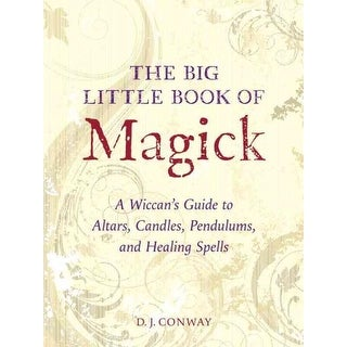 Big Little Book of Magick - D. J. Conway