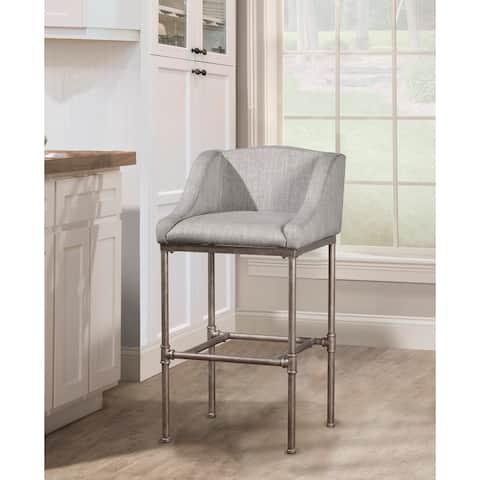 Hillsdale Furniture Dillion Non-swivel Counter Stool - 35.25H x 20.5W x 21.5D