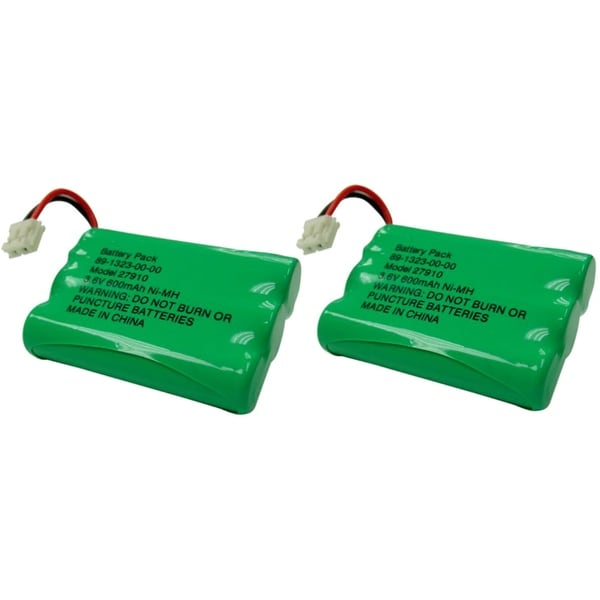 27910 For GE/RCA-2 pack Replacement Battery