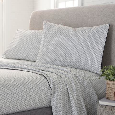 Porch & Den Fagode Organic Cotton Bed Sheet Set