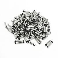 Unique Bargains 150 Pieces 3.5mm x 1.35mm x 20.2mm Male Plug DC Power Jack Connector Adapter