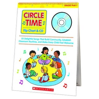 Circle Time Flip Chart & CD