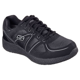 Skechers 77078 BLK Men's BURST SR Work