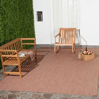 Red Outdoor Area Rugs Online At
