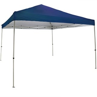 Sunnydaze Quick-Up Straight Leg Canopy or Canopy/Sidewall Set- Multiple Options Available
