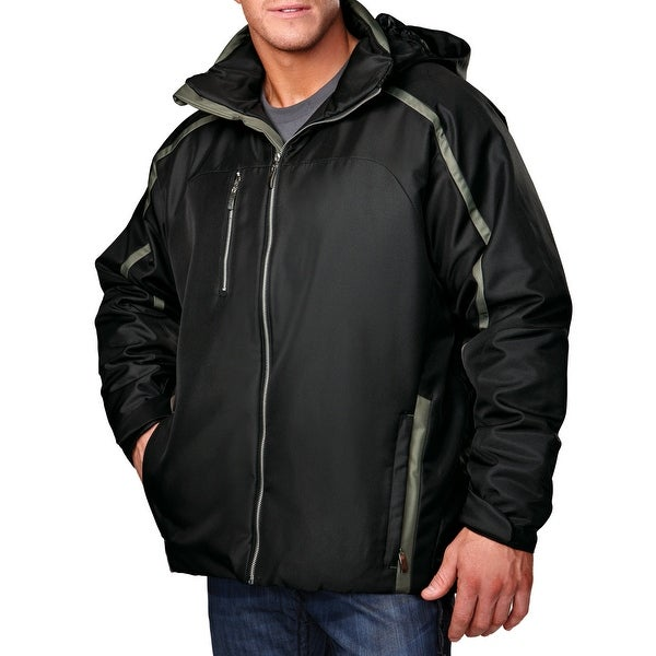Tri-Mountain Men's 'Ridgeline' Parka