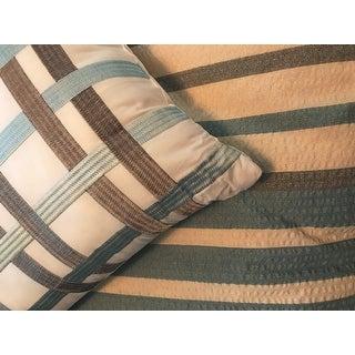 Madison Park Pure Burke 5-Piece Cotton Duvet Cover Set