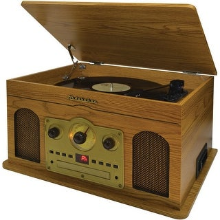 Studebaker 5 in 1 Music System -Turntable Am/Fm Ra