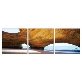 Dome 3-Panel Photo On Canvas