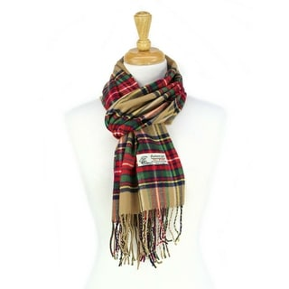 Link to Super Soft Luxurious Classic Check Cashmere Feel Winter Scarf Similar Items in Scarves & Wraps