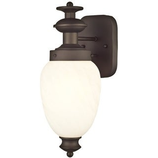 "Westinghouse 6230848 Exterior Wall Lantern 7.5""x15.8""x8.8"""