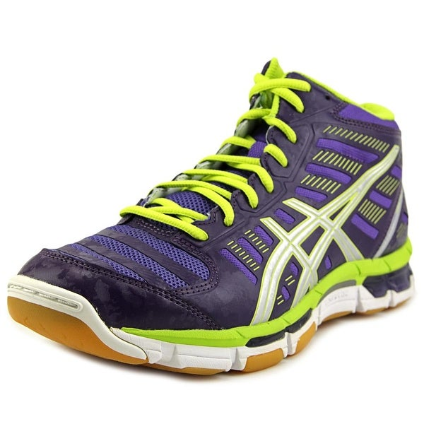 Shop Asics Gel Cyber Shot Mt Women Round Toe Synthetic